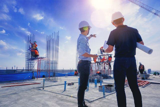 施工管理(建設) 採用方法の画像