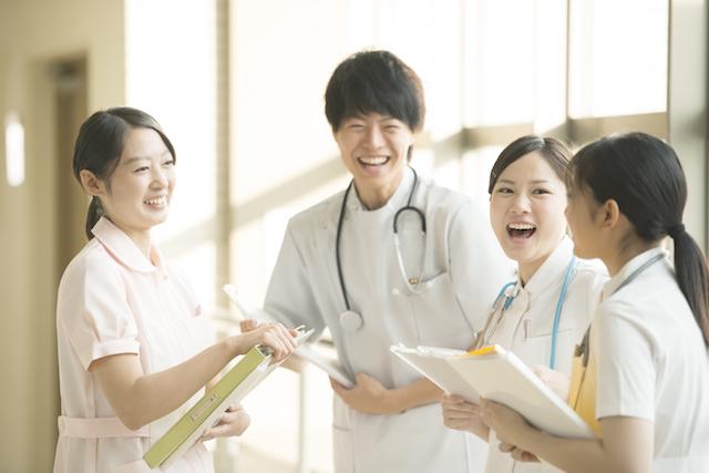 介護職 採用方法の画像