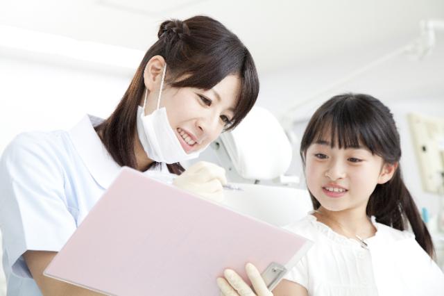 歯科衛生士 採用方法の画像
